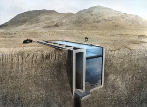 The Ground Breaking Casa Brutale by OPA