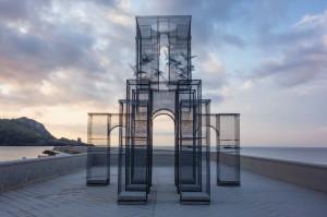 Wire Mesh Sculptures: Edoardo Tresoldi