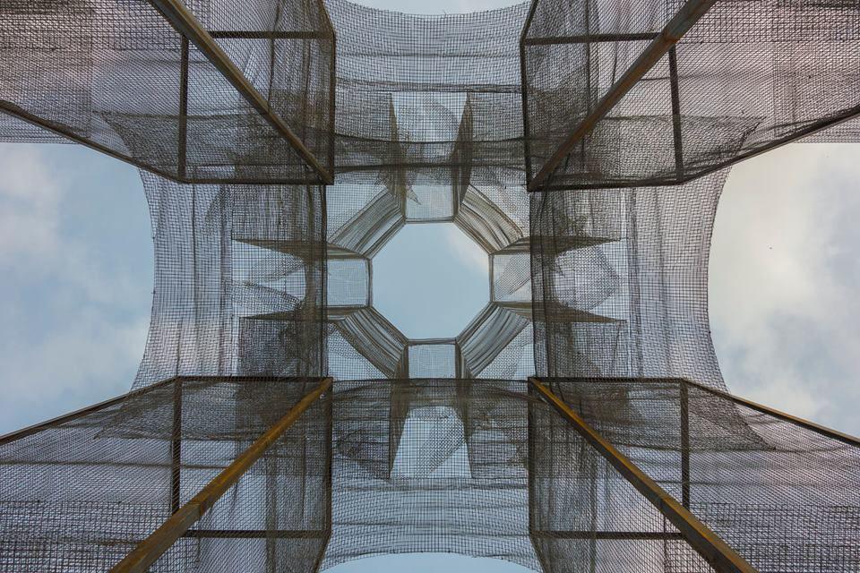 Wire Mesh Sculptures: Edoardo Tresoldi - Alfalfa Studio