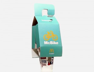 McBike for a Healthier Life