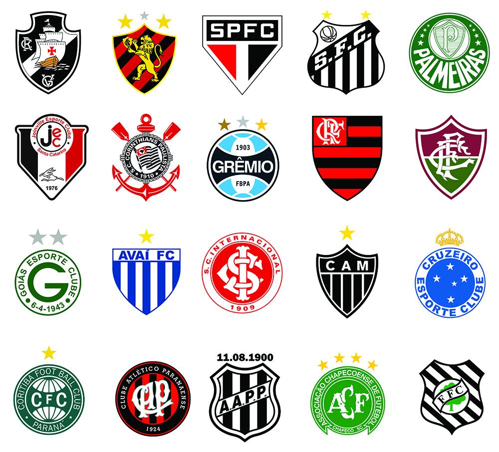 The Graphic Design Of Brazilian Soccer Alfalfa Studio