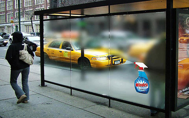 New York Graphic Design Agency Alfalfa StudioClever Street - Street advertising