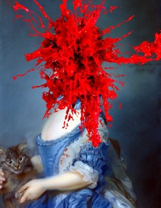 Ten Art Remixed Images by Thomas Robson