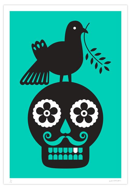 14 Salutes To Mexicos Day Of The Dead Alfalfa Studio