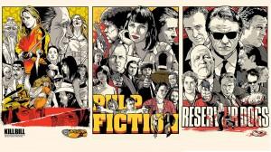 Quentin Tarantino Movies Fun Infographic...