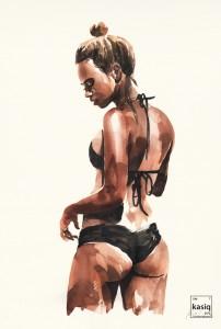 Kasiq Fashion Watercolors