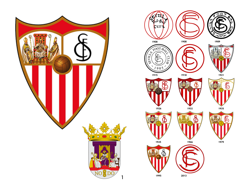 2f588cb70ba logos la liga bbva spain españa history meanings icons shield alfalfa  branding firm new york