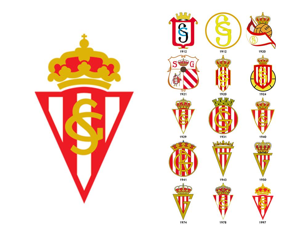 logos la liga bbva spain españa history meanings icons shield alfalfa branding firm new york