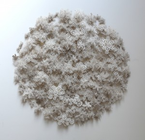 Seven Exquisitely Intricate Cut Paper Sc...