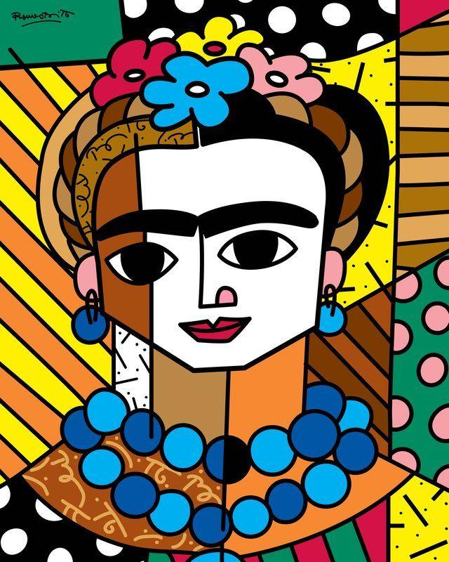 The Bold Patterns Of Romero Britto Alfalfa Studio