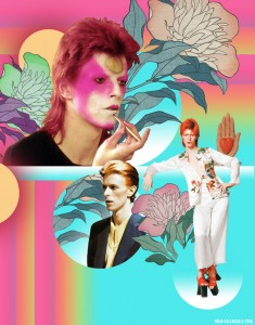 Bowie is Bowie by Maia Valenzuela