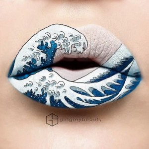 Art on Lips