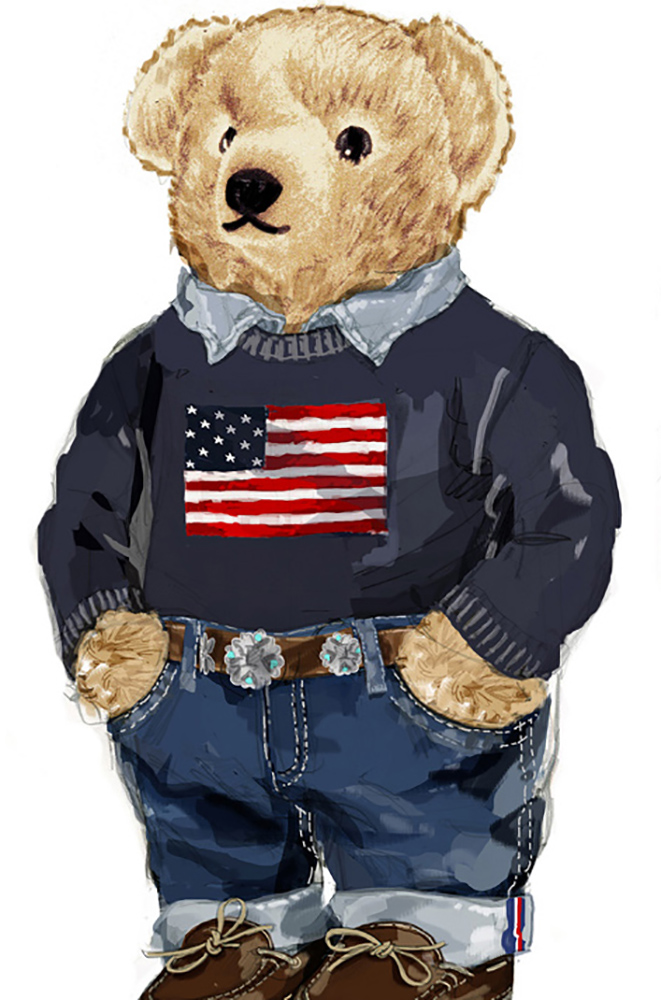 the stylish teddy bear that never gets old alfalfa studio knitting clip art free line knitting clip art free