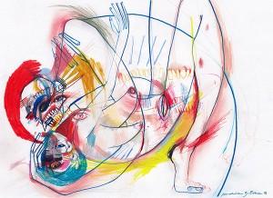 The Lovers by Marina Gonzalez Eme