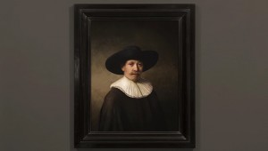 A New Rembrandt Portrait: 347 Years Afte...