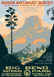 Vintage National Parks Posters: Happy 10...
