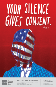 AIGA - GET OUT THE VOTE