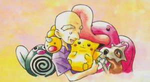 Sugimori & Tajiri: The First Pokémon...
