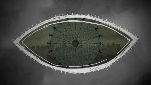 Jamie Cliri Movie Credits Illustration Motion Graphics Animation Thomas Newman Lemony Snicket's film