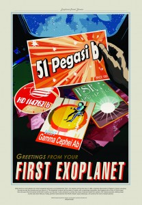 Visions of the Future Posters By NASA Je...