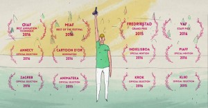 The Lovely Animation of an Addicted Cycl...