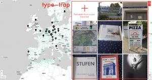 Futura Type Trap