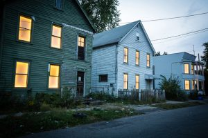 Vacant Buildings Can Shine Too
