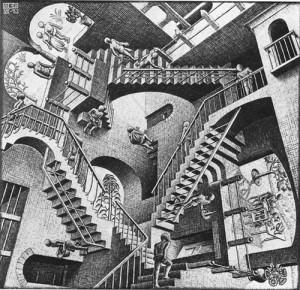 Eye Tricks and Escher
