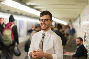 Subway Therapy Spreads Solidarity