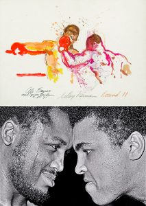 Two Sides of Muhammad Ali at New York Hi...