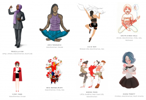 Women Who Draw, A Website Highlighting F...