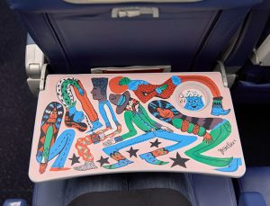 12 Artists Enhance the Delta Plane Ride ...