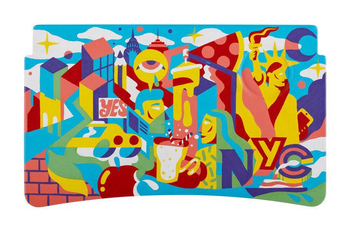 new york branding sports graphic design
