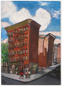 Alice Neel's Love For Harlem