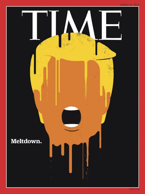 new york branding trump edel rodriguez time magazine der spiegel graphic design agency