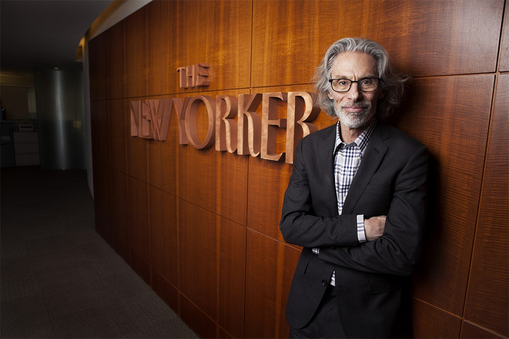 new york city creative graphic design studio firm Bob Mankoff