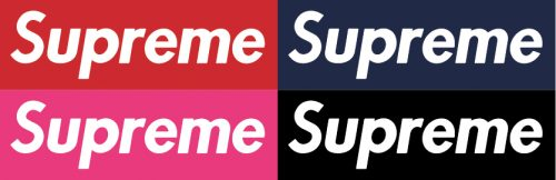 supreme new york branding sports graphic design agency