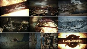 Top 3 Title Sequences for Television Now