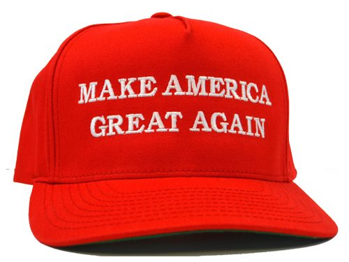 Donald Trump Hat Make America Great Again