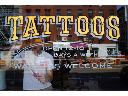 Sign Painting new york city creative graphic design studio