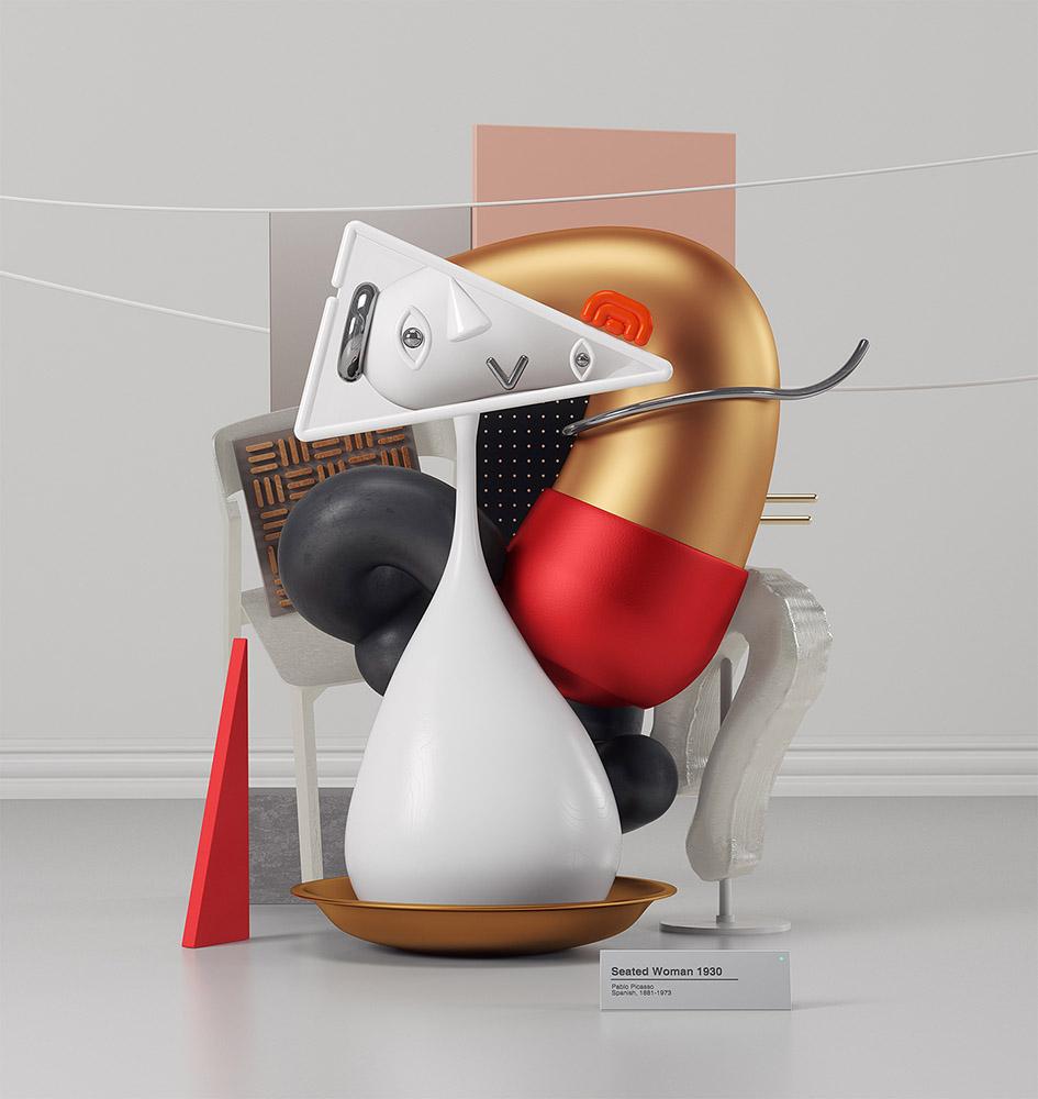 Picasso new york branding sports graphic design agency