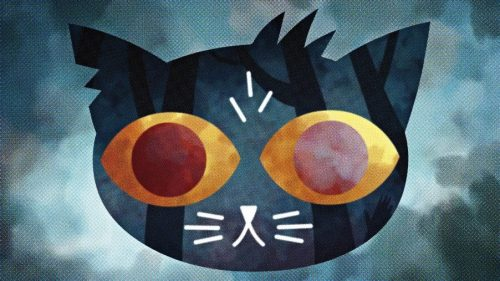 Night in the Woods Mae Face