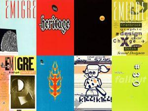 Emigre Magazine: Design, Discourse and A...