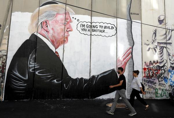 Banksys_Walled Off Hotel_Interior_Art_Painting_Graffiti_4