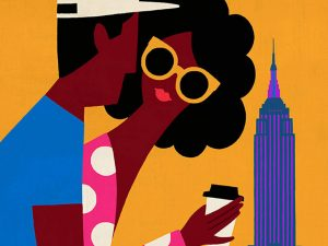 Paul Thurlby Travel Posters