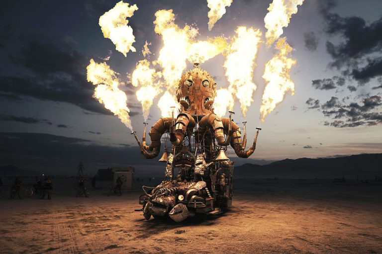 Burning man 2017_Festival_Art_Experiment_Creativity_4