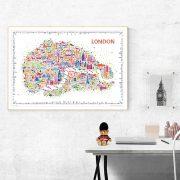03_Iconic_London_signed_poster_alfalfa_studio