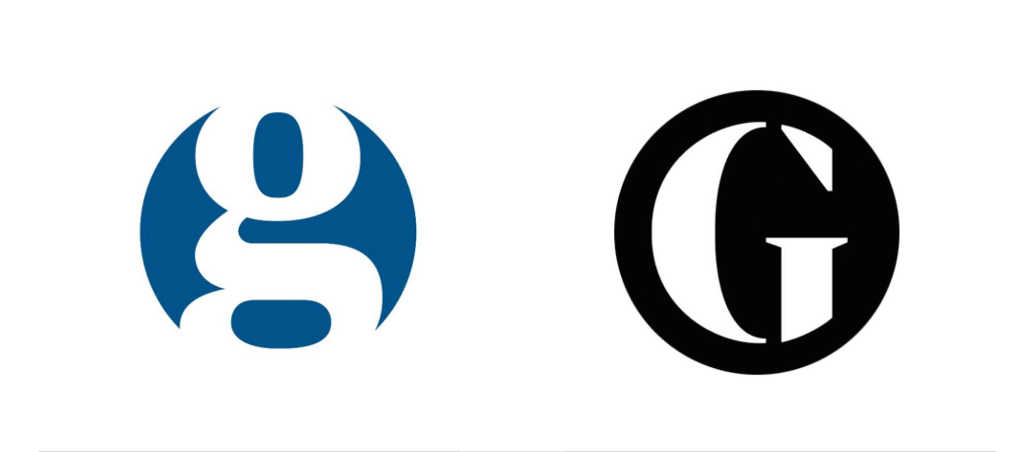 Guardian Logo Old and New