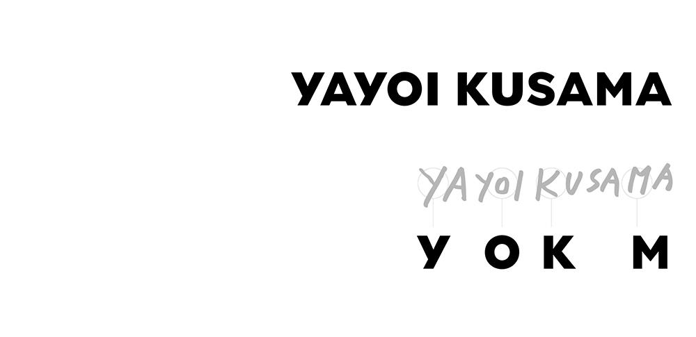 Yayoi Kusama_Visual Identity_Branding_Logo_Japan_7