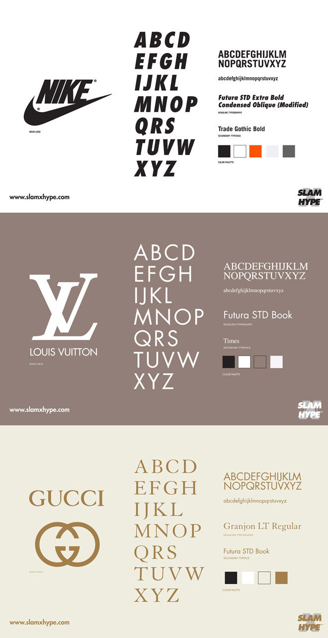 24 Famous Brand Fonts for Inspiration